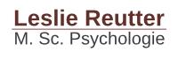 Leslie Reutter - Psychologe M.Sc. - Lübeck